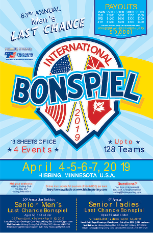 2019 Last Chance Bonspiel